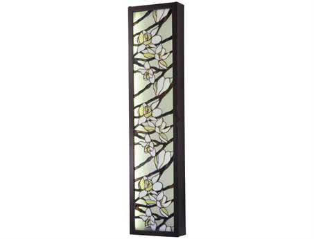 Meyda Tiffany Magnolia 328-Light LED Wall Sconce