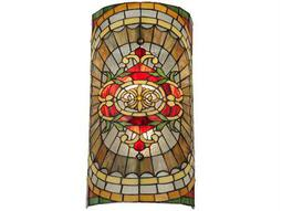 Meyda Tiffany Regal Splendor Two-Light Wall Sconce
