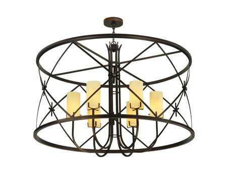 Meyda Tiffany Penelope Six-Light Pendant Light
