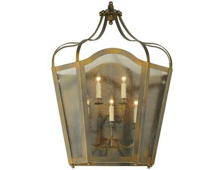 Meyda Tiffany Citadel Five-Light Outdoor Wall Light
