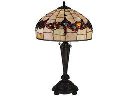 Meyda Tiffany Concord Multi-Color Table Lamp