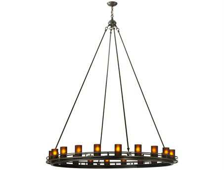 Meyda Tiffany Ring 20-Light 60 Wide Grand Chandelier