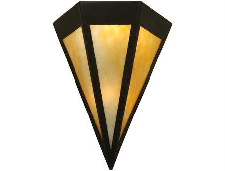 Meyda Tiffany Infinity Two-Light Outdoor Wall Light