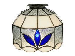 Meyda Tiffany Petals Fan Light Shade