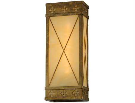 Meyda Tiffany Byzantine Outdoor Wall Light