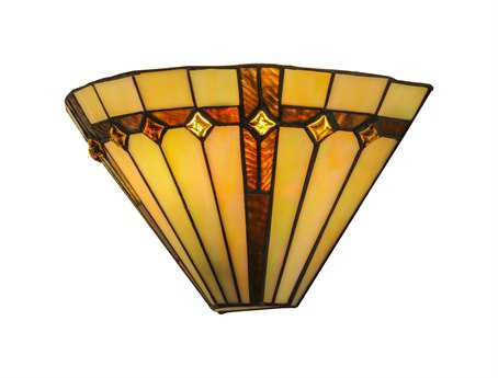 Meyda Tiffany Belvidere Wall Sconce