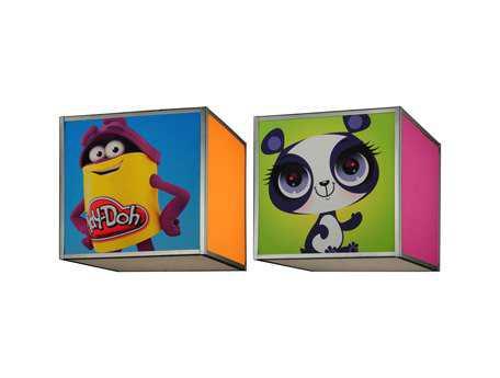 Meyda Tiffany Hasbro Playdough & Little Petshop Shade