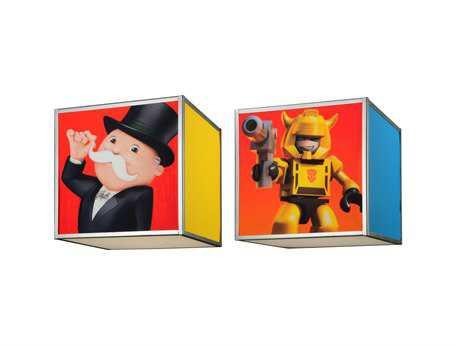 Meyda Tiffany Hasbro Monopoly Kreo Shade