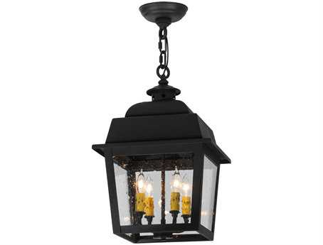 Meyda Tiffany Stockwell   Four-Light Outdoor Hanging Light