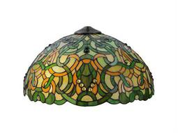 Meyda Tiffany Scroll & Jewel Shade
