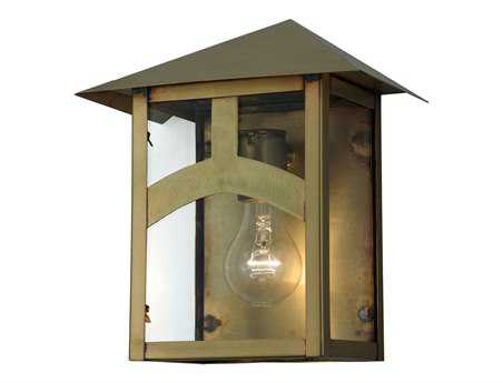 Meyda Tiffany Seneca Hill Top Outdoor Wall Light
