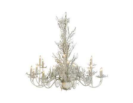 Meyda Tiffany Coral 18-Light 72 Wide Grand Chandelier