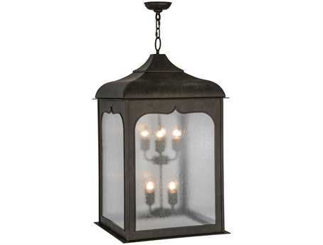 Meyda Tiffany Hankel  Eight-Light Hanging Outdoor Light