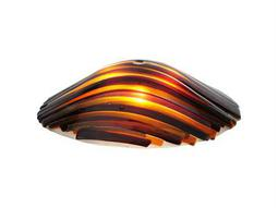 Meyda Tiffany Metro Fusion Marina Glass Shade