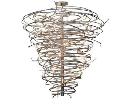 Meyda Tiffany Cyclone 36-Light 73'' Wide Chandelier