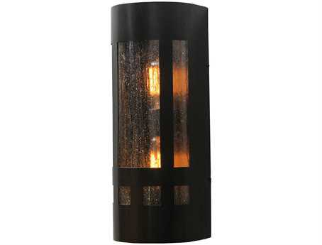 Meyda Tiffany Van Erp Two-Light Outdoor Wall Light