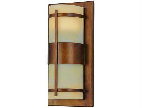 Meyda Tiffany Manitowac Two-Light LED Wall Sconce