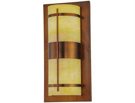 Meyda Tiffany Manitowac Two-Light LED Outdoor Wall Light