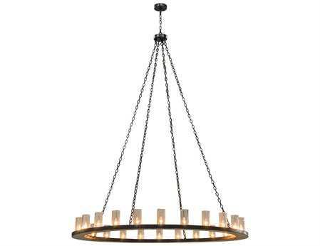Meyda Tiffany Loxley 24-Light 72 Wide Grand Chandelier