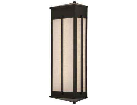 Meyda Tiffany Ticino Linne Six-Light Outdoor Wall Light