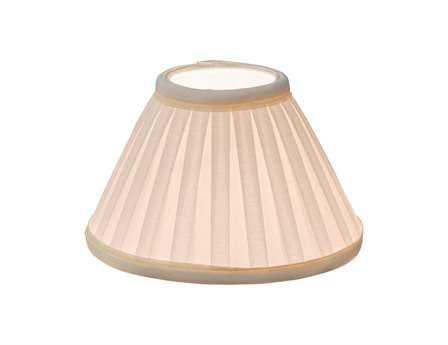 Meyda Tiffany Laura Cream BoPleat Fabric Shade