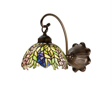 Meyda Tiffany Honey Locust Wall Sconce