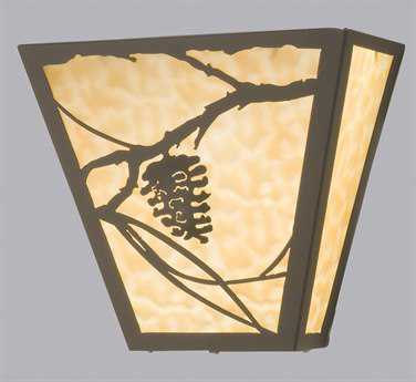 Meyda Tiffany Whispering Pines Two-Light Wall Sconce  sc 1 st  LuxeDecor & Rustic Wall Lights u0026 Rustic Wall Lighting Sale | LuxeDecor azcodes.com
