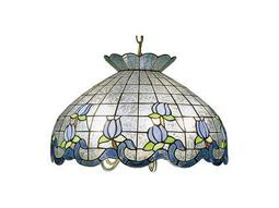 Meyda Tiffany Roseborder Five-Light Pendant
