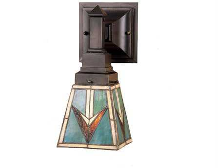 Meyda Tiffany Valencia Mission Wall Sconce
