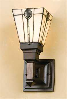 Meyda Tiffany Spear Mission Wall Sconce
