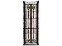 Meyda Tiffany Spear of Hastings Stained Glass Window