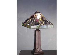 Meyda Tiffany Solstice Multi-Color Accent Table Lamp