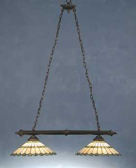 Meyda Tiffany Lakewood Two-Light Island Light