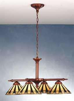 Meyda Tiffany Steppe Four-Light 36 Wide Grand Chandelier
