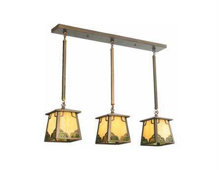 Meyda Tiffany Kirkpatrick Three-Light Island Light