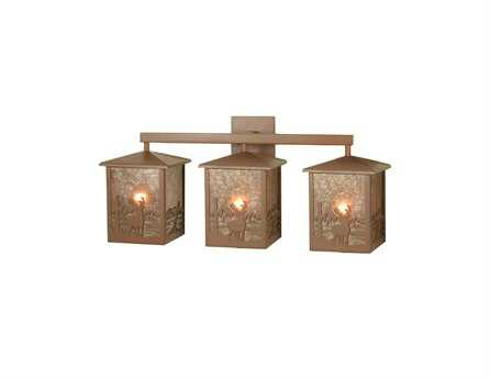 Meyda Tiffany Deer Creek Three-Light Vanity Light