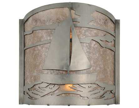 Meyda Tiffany Sailboat Wall Sconce