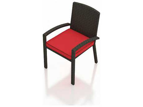 Forever Patio Barbados Wicker Dining Armchair