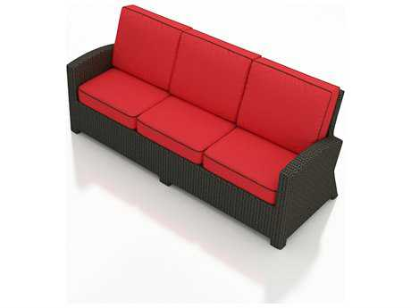 Forever Patio Barbados Wicker Cushion Sofa