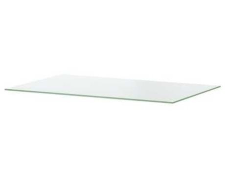 Forever Patio Carlisle End Table Glass Top