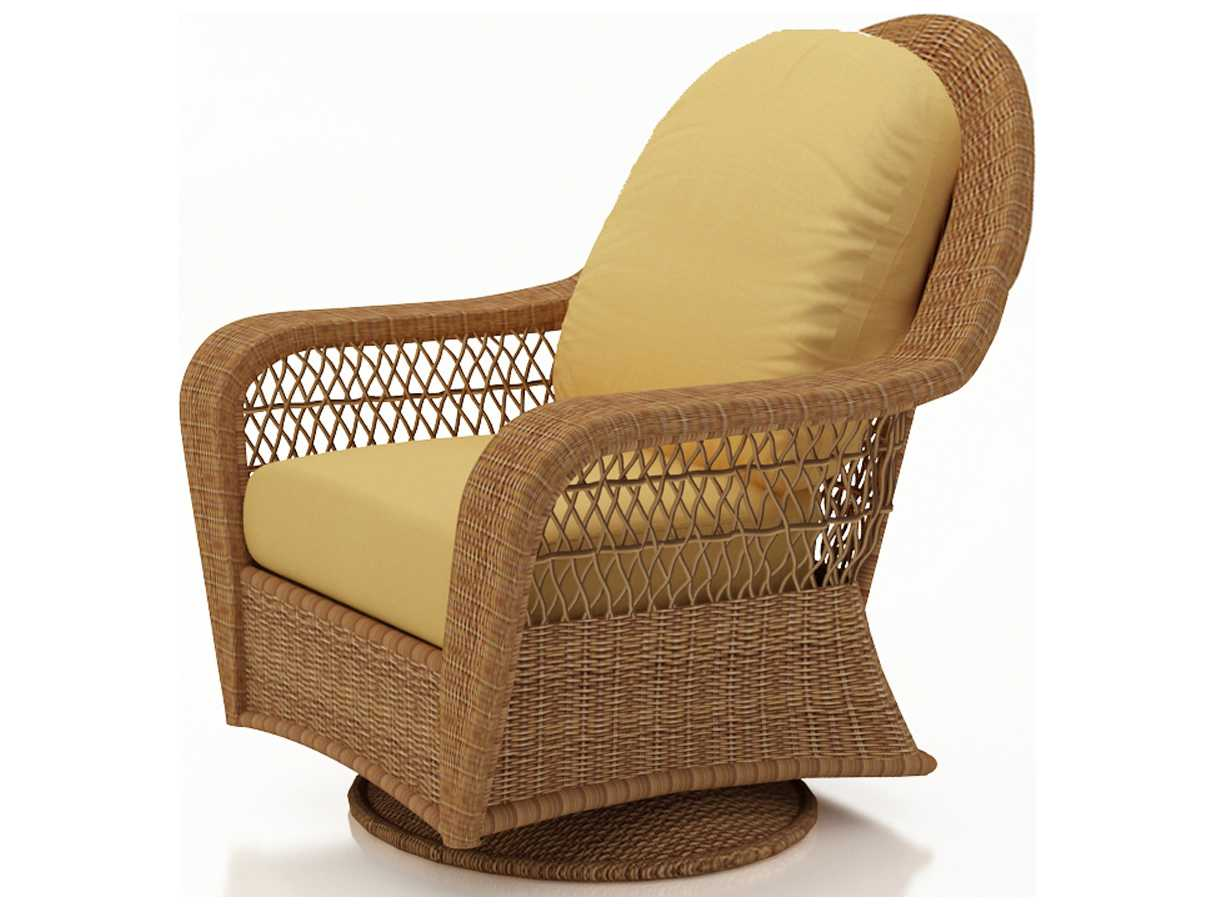 forever patio catalina wicker high back swivel glider chair in straw round ncfpcathsgcst. Black Bedroom Furniture Sets. Home Design Ideas
