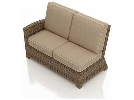 Forever Patio Quick Ship Cypress Sectional Left Arm Facing Loveseat Replacement Cushions