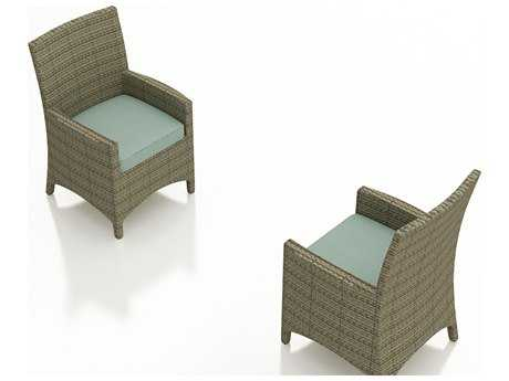 Forever Patio Hampton Heather Wicker Dining Chair