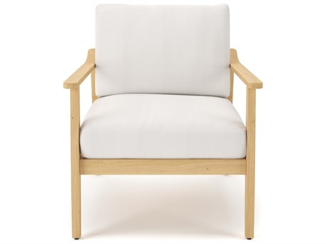 Forever Patio Hambrick Teak Lounge Chair PatioLiving