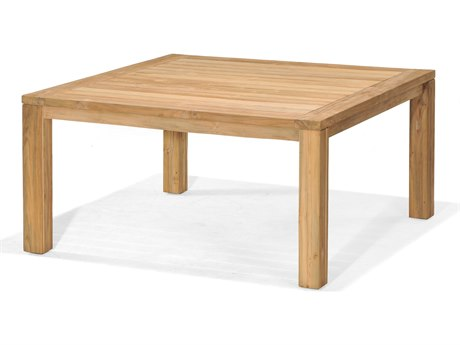 Forever Patio Lancaster Forever Patio Lancaster Teak 43 Square Dining Table Teak 43 Square Dining Table
