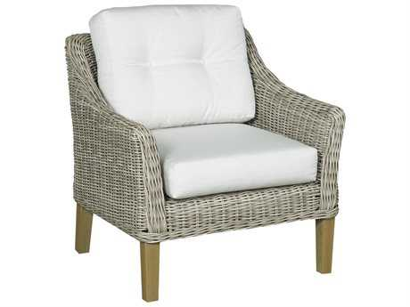 Forever Patio Lassiter Wicker Lounge Chair
