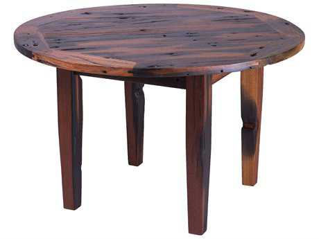 Forever Patio Rustica Ancient Shipwood 36 Round Chat Table