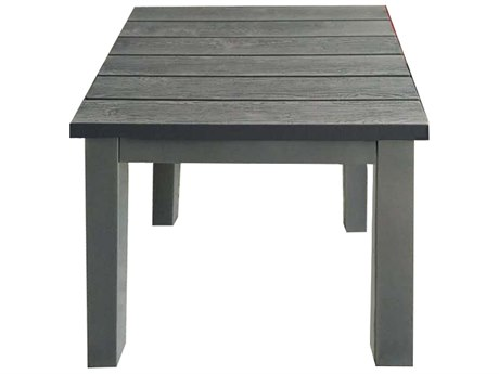 Forever Patio Selene Sterling Aluminum 20 Square End Table