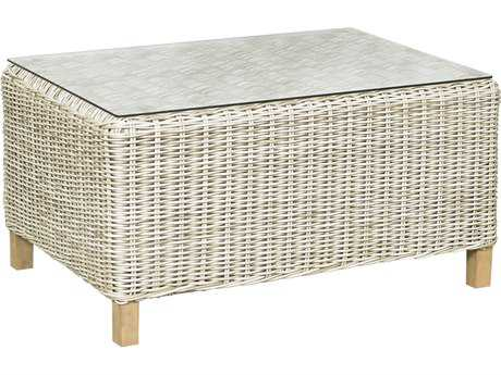 Forever Patio Telluride Woven 43 x 24 Rectangular Coffee Table