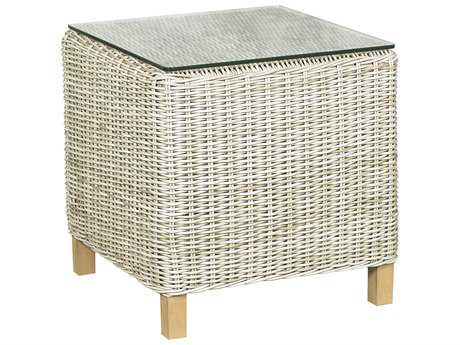Forever Patio Telluride Woven 22 Square End Table
